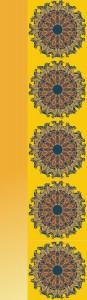 Vertical jaune